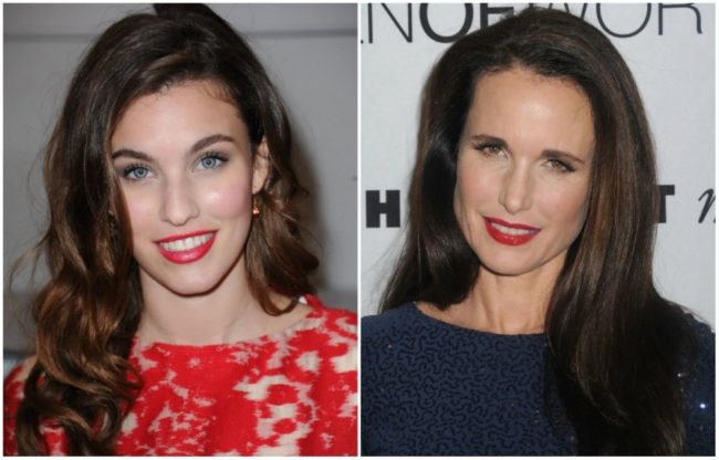 rainey-qualley-andie-macdowell